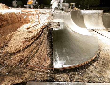 Doha, Qatar's Olympic Style Competition Flow Bowl Coming Soon