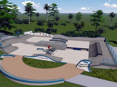 Solana Beach Skatepark Awarded to CA Skateparks