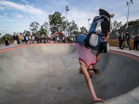 Linda Vista Skatepark Grand Opening
