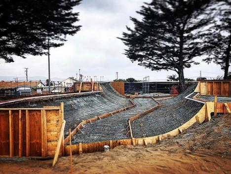 Seaside, CA- Cutino Park Is Getting A Skatepark