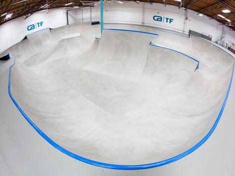 The CA Training Facility (CA   TF) – Elite Skateboarding Training Facility