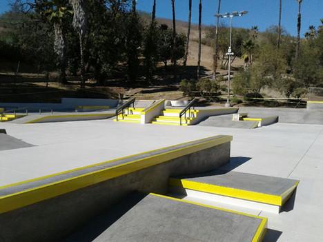 El Sereno Skatepark- Now Open