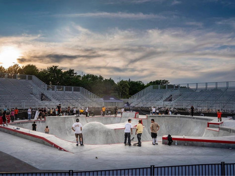 Vans Skatepark - Montréal