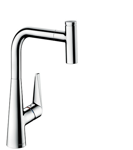 HANSGROHE TALIS SELECT S 300 KM PULL-OUT CHROME