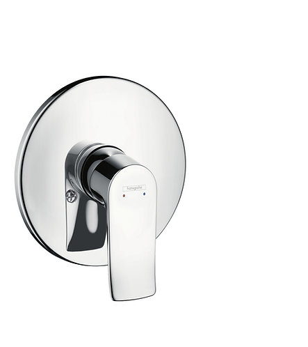 HANSGROHE METRIS SHOWER MIXER CONC.F-SET EXP