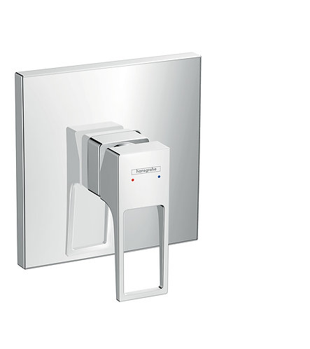 HANSGROHE METROPOL SHOWER MIX.CONC.FS LOOP CHR.