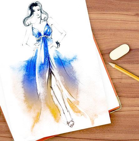 그림이좋은사람들 패션일러스트