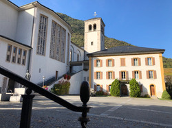 Pfarrkirche St. Martin Visp