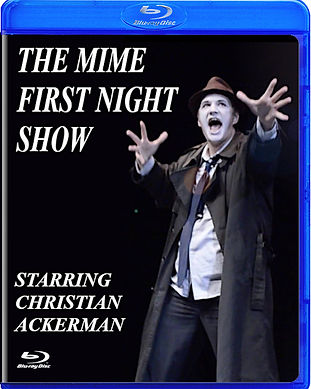Blu ray case display the mime first nigh