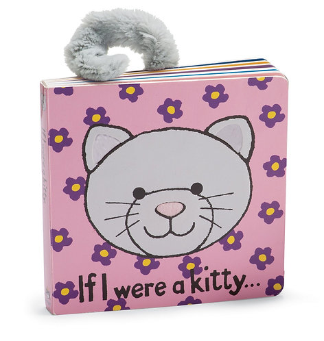 Jellycat Board Book - If I Were A Kitty