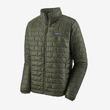 Patagonia - M's Nano Puff Jacket in Kelp Forest