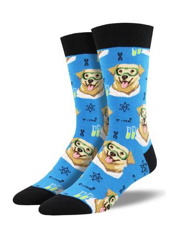 Mens Socks - Science Lab