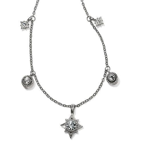 Brighton Halo Stargazer Short Necklace