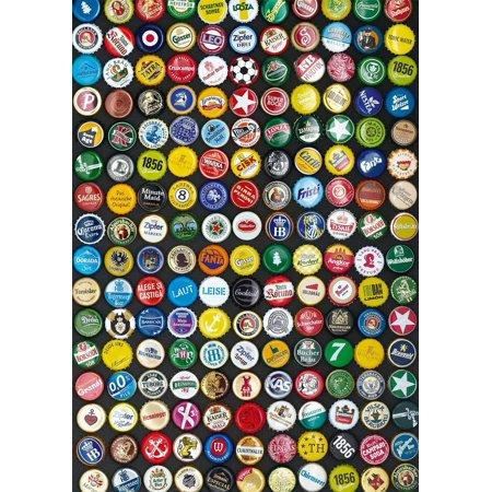 1000 Piece Puzzle - Bottle Caps