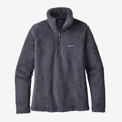 Patagonia - W's Los Gatos 1/4-Zip Fleece in Smolder Blue