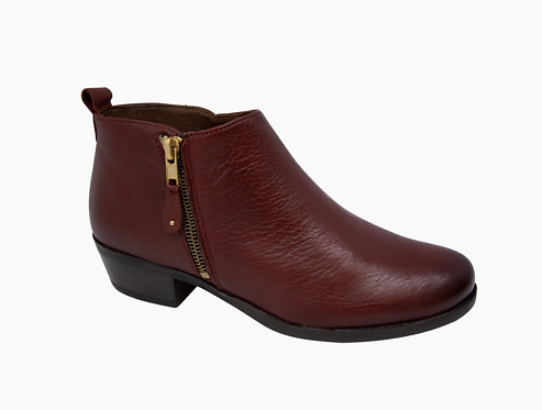 Eric Michael London Boot in Tuscany Red