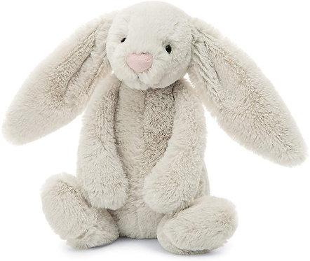 "Jellycat Bashful Oatmeal Bunny - 14"""