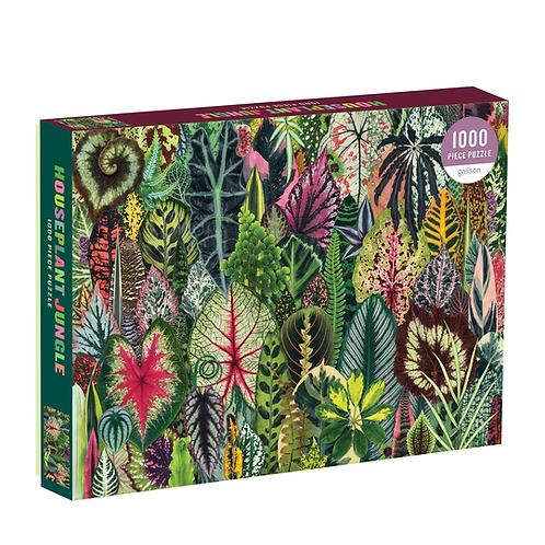 1000 Piece Puzzle - Houseplant Jungle