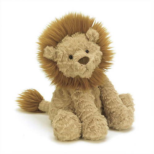 Jellycat Fuddlewuddle Lion - 9""