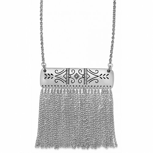 Brighton Marrakesh Long Tassel Necklace
