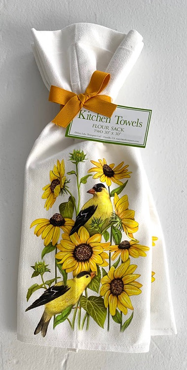 Goldfinch Towel Gift Set