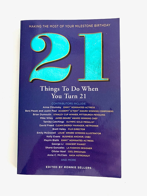 21 Things To Do When You Turn 21