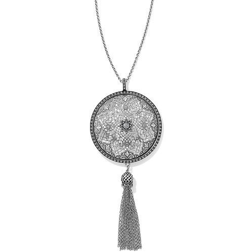 Brighton Sahuri Convertible Tassel Necklace