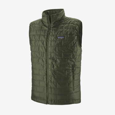 Patagonia - M's Nano Puff Vest in Kelp Forest