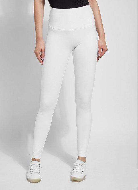 Lysse Classic Full Length Leggings in White