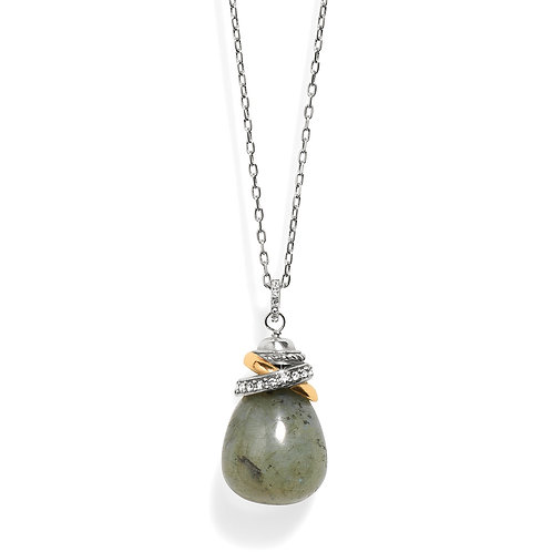 Brighton Neptune's Rings Labradorite Necklace