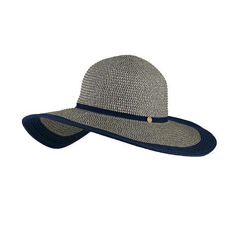 Straw Hat - Dahlia