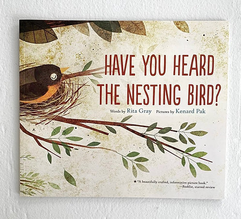 Have You Heard About The Nesting Bird?
