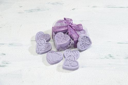 Lavender Guest Soap - Set of 6