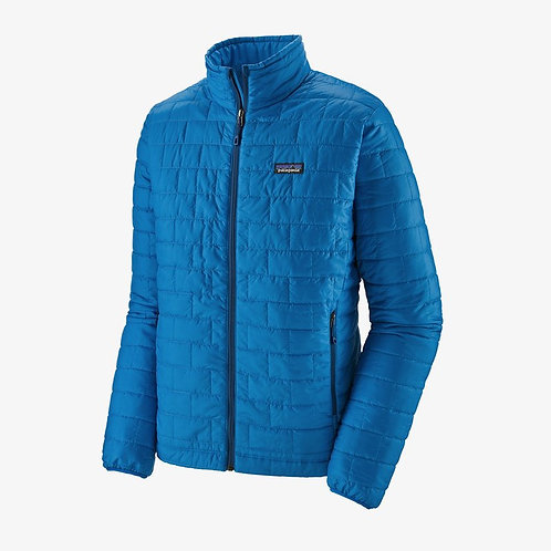 Patagonia - M's Nano Puff Jacket in Andes Blue
