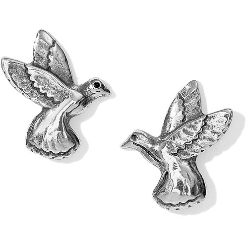 Brighton Hummingbird Mini Post Earrings