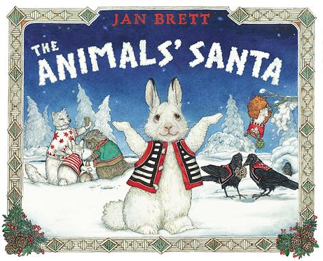 The Animal's Santa by Jan Brett
