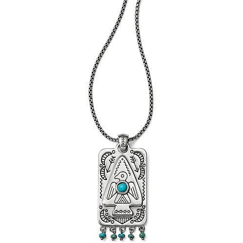 Brighton Southwest Dream Pueblo Convertible Necklace