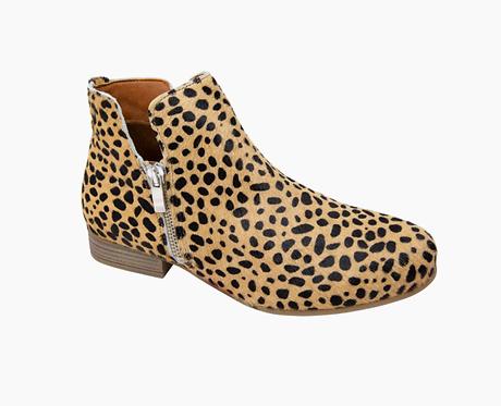 Eric Michael Lynx Boot in Cheetah