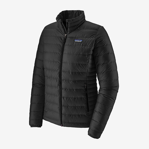 Patagonia - W's Down Sweater Jacket in Black