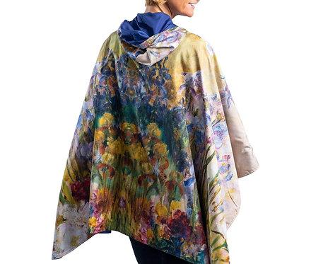 Rain Caper - Tiffany's Peonies & Irises
