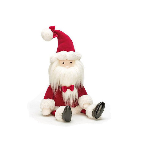 """Jellycat Santa Mini - 13"""""""