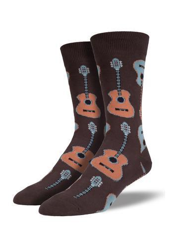 Mens Socks - Guitar