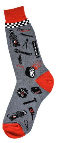 Mens Socks - Mechanic