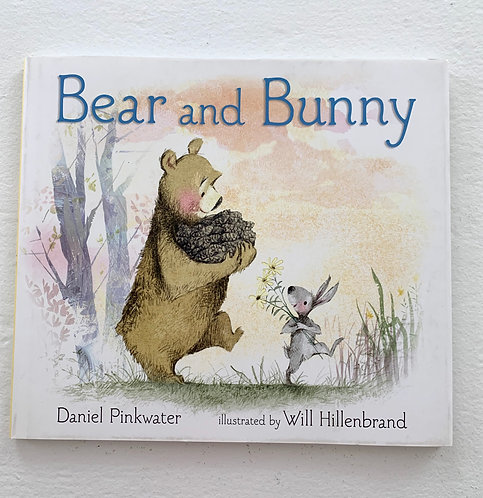 Childrens Book - Bear and Bunny