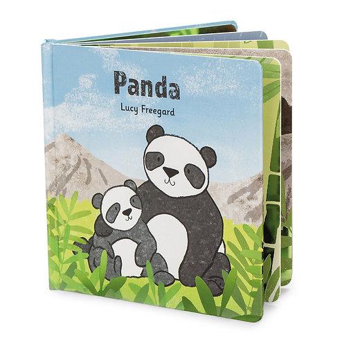 Jellycat Book - Panda