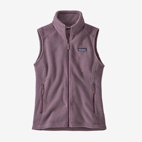 Patagonia - W's Classic Synchilla Fleece Vest in Hyssop Purple