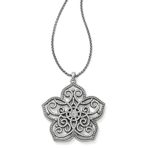 Brighton Illumina Large Flower Necklace
