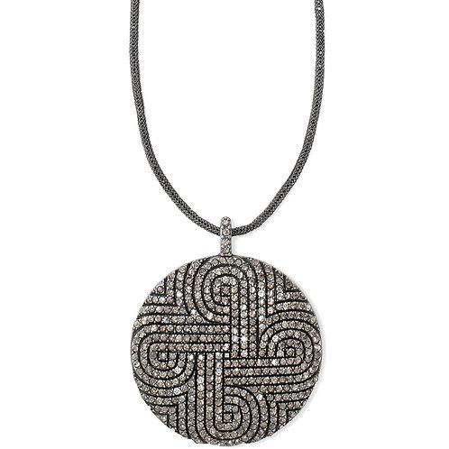Brighton Anatolia Wisdom Reversible Convertible Necklace
