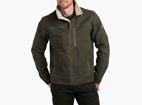 Kuhl - Men's Burr Lined Jacket in Gun Metal