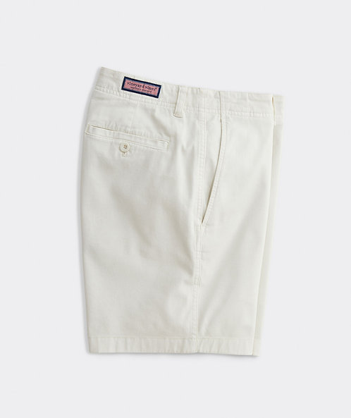 "Vineyard Vines - M's 7"" Island Shorts in Stone"